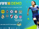 Bild: EA gibt Release-Termin und Umfang der FIFA 16-Demo bekannt.