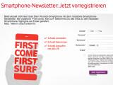 Bild: Wer sich für den Smartphone-Newsletter von Vodafone registriert, soll von einer bevorzugten Lieferung der iPhone 6S-Generation profitieren.