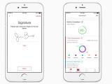 Bild: Die Research-App sollen einfache Gesundheitschecks mit dem iPhone ermöglichen.