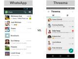 Bild: Wir zeigen, was WhatsApp im Vergleich zu Threema zu bieten hat, und geben damit eine Entscheidungshilfe für den optimalen Messenger.