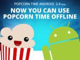 Bild: Popcorn Time macht das Streaming für seine Nutzer besonders einfach. Der illegale Upload-Prozess läuft dagegen versteckt im Hintergrund.