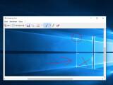 Bild: Das Snipping Tool in Windows 10 nimmt Screenshots mit Verzögerung auf. Außerdem könnt ihr mit dem Programm eure Bildschirmfotos bearbeiten und per E-Mail versenden.