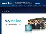 Bild: Sky Online ist das neue Angebot von Sky: Inhalte lassen sich jetzt auch ohne Kabel- oder Satelliten-TV empfangen.