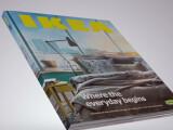 Bild: Der neue Ikea-Katalog 2015 kommt bald in die Haushalte. Nun rührt Ikea die Werbetrommel mit einem ungewöhnlichen Spot.