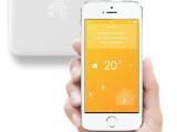 Bild: Tado-Thermostat: Heizungssteuerung per App.