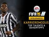 Bild: Der Franzose Paul Pogba ist eines der vielen Talente in FIFA 15.