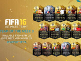 Bild: FIFA 16 präsentiert das dritte Team der Woche.