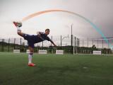 Bild: Neue Tricks in FIFA 15: Eden Hazard macht es vor.
