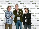 Bild: Das Top Gear-Trio gibt es ab 2016 in einer neuen Show auf Amazon Prime zu sehen.