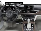 Bild: Infotainment und Online-Funktionen im neuen Audi A6