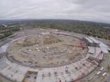 """Bild: Der Ring des """"Apple Raumschiffs"""" ist bereits deutlich zu erkennen."""