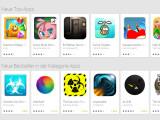 Bild: Auf Google Play stornieren Käufer innerhalb von zwei Stunden und müssen nicht mehr zahlen.
