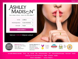 Bild: Die Dating-Webseite Ashley Madison wurde gehackt.
