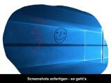 Bild: Mit dem mitgelieferten Snipping-Tool nehmt ihr beliebige Ausschnitte eures Bildschirms auf.