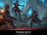 Bild: Die Kickstarter-Kampagne für Mooncrest läuft demnächst an.