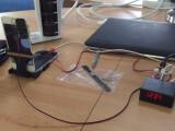 Bild: Die PIN eines iPhone 5s wurde erfolgreich geknackt.