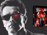 Bild: Auge und Auge: Der Terminator bekommt einen Auftritt in WWE 2K16.