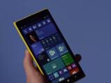 Bild: Eine Alphaversion von Windows 10 für Smartphones und Tablets bringt einige neue Funktionen auf Lumia-Geräte