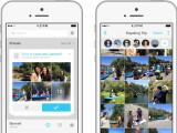 Bild: Schnell Fotos austauschen - Facebook veröffentlicht die iOS- und Android-App Moments.