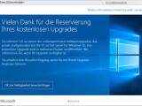 Bild: In mehreren phasen wird das Windows-Update aktuell verteilt.