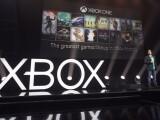 Bild: Xbox-Chef Phil Spencer präsentiert voller Stolz das exklusive Spiele-Line-up.
