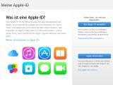 Bild: Der standardmäßig aktivierte Schutz für die Apple-ID ist mit der Eingabe von E-Mail-Adresse und Passwort sehr niedrig. Mit der zweistufigen Bestätigung erhöhst du die Sicherheit für deine Apple-ID kostenlos.