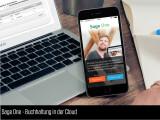 Bild: Mit Sage One Finanzen & Buchhaltung sollt ihr eure Finanzbuchhaltung selbst erstellen können.