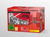 Bild: Release am 2. Oktober: Super Smash Bros. gibt's im Bundle mit einem roten 3DS XL.