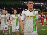 Bild: Borussia Mönchengladbach ist bereits in der Demo spielbar.