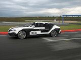 Bild: Audi überraschte mit dem autonom fahrenden RS7 zum DTM-Finale.