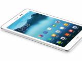 Bild: Knappe Speicherausstattung, dafür mit eingebautem LTE-Modem: Huawei MediaPad T1 8.0