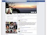 Bild: Das Profil des verstorbenen wird nach dem Tod zu einem Ort, wo Freunde sich über den Verstorbenen austauschen können.
