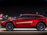 Bild: Ob das fertige Lamborghini-SUV so aussieht wie die Studie Urus, ist noch offen.