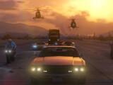 Bild: 8-Bit Bastard zeigt, dass auch Straßenschlachten in GTA Online etwas anmutiges an sich haben können.