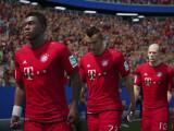 Bild: Bayern ist auch in FIFA 16 eines der Topteams.