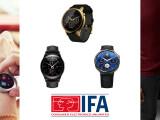 Bild: Wir zeigen euch die Smartwatch-Highlights der IFA 2015.