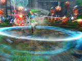 Bild: Hyrule Warriors mutet letztendlich weit mehr wie ein Dynasty Warriors-Spiel an.