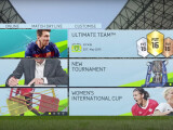 Bild: EA zeigt die Menüs in FIFA 16 in einem neuen Video.