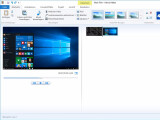 Bild: Der Movie Maker unter Windows 10