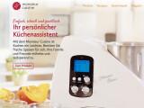 Bild: Multifunktionale Küchenmaschine: Lidl verkauft Monsieur Cuisine ab Montag für 200 Euro.