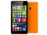 Bild: Ein fünf Zoll großes Display ist im Lumia 535 verbaut. (Bild: Microsoft)