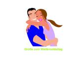 Bild: Am 21. Januar darf ruhig einmal mehr umarmt und geknuddelt werden.