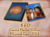 Bild: Shenmue 3 wird es als Retail-Version für die PS4 geben.