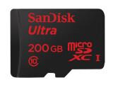 Bild: Nach Herstellerangabe die microSD-Karte mit dem meisten Speicherplatz.