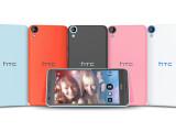 Bild: HTCs neues Selfie-Smartphone - das Desire 820.
