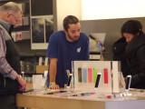 Bild: Dies ist kein gewöhnlicher Apple-Mitarbeiter.