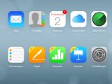 Bild: Über die iCloud rufst du iCloud Drive von jedem Browser auf und kannst Daten in die Cloud schieben.