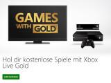 Bild: Mit der Xbox Live Gold-Mitgliedschaft bekommst du kostenlose Spiele und Rabatt im Store.