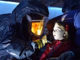 Bild: Mysteriöse Vorfälle im Flugzeug: Könnte ein Vampir seine Zähne im Spiel gehabt haben?