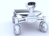 Bild: Ein Audi soll den Mond befahren.